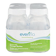 Evenflo Breast Milk Storage Bottles