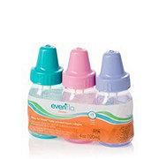 Evenflo Classic Slow Flow (0-3 Months) 4 oz Bottles