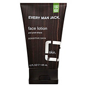 Every Man Jack Face Lotion And Post Shave Fragance Free