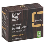 Every Man Jack Sandalwood Beard Balm