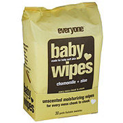 Everyone Baby Wipes Unscented