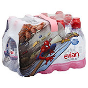Evian Natural Spring Water 11 oz Bottles