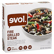 Evol Bowls Fire Grilled Steak