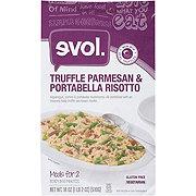 Evol Gluten Free Truffle Parmesan & Portabella Risotto