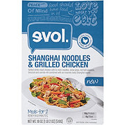Evol Shanghai Noodles And Grilled Chicken