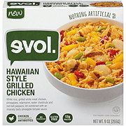Evol Single Serve Hawaiian Style Grilled Chicken