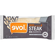 Evol Spicy Steak Big Burrito