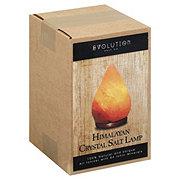 Evolution Salt Raindrop Himalayan Crystal Salt Lamp, 5 LB