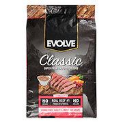 Evolve Dog Food, Beef Barley & Brown Rice