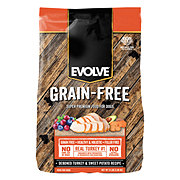 Evolve Grain Free Turkey Garbanzo Bean & Pea Dog Food