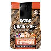 Evolve Grain Free Turkey Garbanzo Bean & Pea Dry Dog Food