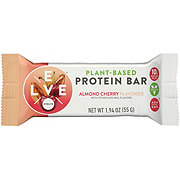 Evolve Plant Based Protein Bar Almond Cherry Flavored