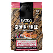 Evolve Salmon and Sweet Potato Grain Free Dog Food