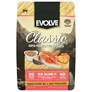 Evolve Salmon Brown Rice & Barley Formula Cat Food