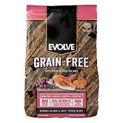 Evolve Salmon & Sweet Potato Grain Free Dry Dog Food