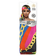Evolve Silky Wrap Scarf, Assorted Colors