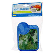 Evriholder Dip N Snacker Container, Colors May Vary