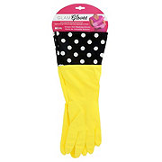 Evriholder Extra Long Glam Gloves with Vinyl Cuff