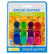 Evriholder Snack Saverz Magnetic Bag Clips