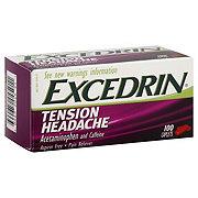 Excedrin Tension Headache Tension Headache