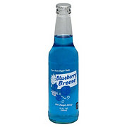 Excel Bottling Company Blueberry Breese Soda