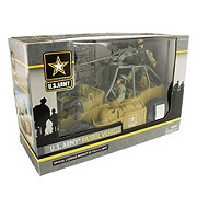 Excite Limited U.S. Army Patrol Vehicle Playsets, Styles May Vary