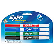 Expo Fine Tip Assorted Dry Erase Markers