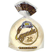 "Exquisita 6"" White Corn Tortillas"