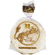 "Exquisita 7"" Flour Tortillas"