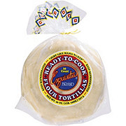 Exquisita Ready-to-Cook Flour Tortillas