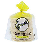 Exquisita White Corn Tortillas