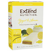 Extend Nutrition Yogurt And Lemon