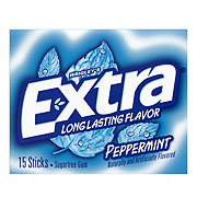 Extra Peppermint Sugarfree Gum