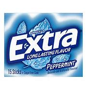 Extra Peppermint Sugarfree Gum
