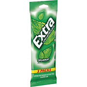 Extra Spearmint Sugarfree Gum, multipack