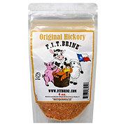F.I.T. Brine Original Hickory