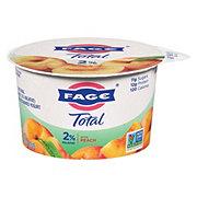Fage Fage 2% Lowfat Peach Yogurt