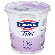 Fage Total 0% Non-Fat Plain Greek Yogurt