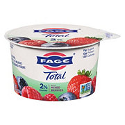 Fage Total 2% Low-Fat Mixed Berries Greek Yogurt