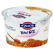 Fage Total Greek Strained Nonfat with Honey Yogurt