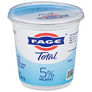Fage Total Strained Greek Yogurt