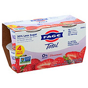 Fage Total Strawberry Strained Greek Yogurt