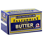 Falfurrias Unsalted Butter Quarters