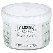 Falksalt Natural Crystal Flakes Natural Sea Salt