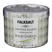 Falksalt Wild Garlic Sea Salt Crystal Flakes