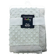 Falls Creek Baby Valboa Blanket - Gray