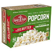 Family Farm Grown Movie Theater Butter Popcorn