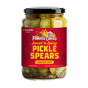 Famous Dave's Signature Spicy Pickle Spears