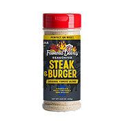 Famous Dave's Steak & Burger Seasoning
