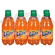 Fanta Orange Soda 12 oz Bottles